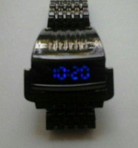 часы Хищник браслет