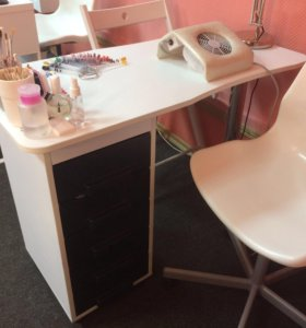 Маникюрные столы (2шт)