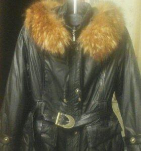 Зимняя женская куртка. Талнах