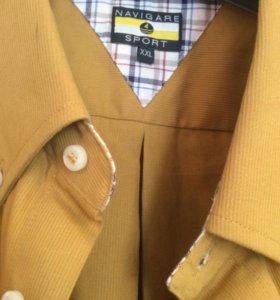 Рубашка фирменная Navigare новая Италия