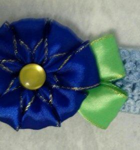 Резиночки, повязка для волос
