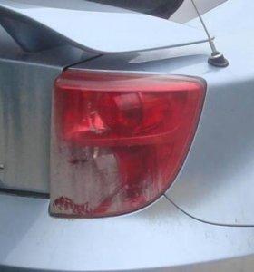 Toyota celica T23 задний правый фонарь