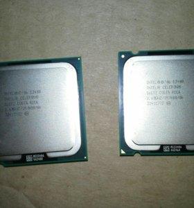 Процессоры Socket LGA775
