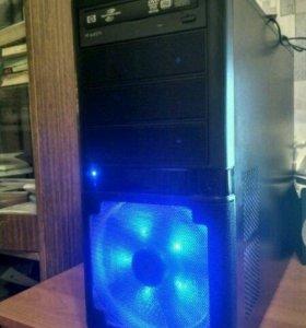 AMD Phenom X4 965,8Gb озу,Nvidia 450 gts без HDD
