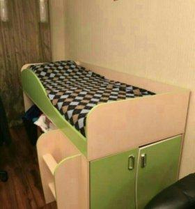 Детская кроватка СРОЧНО!!!!!