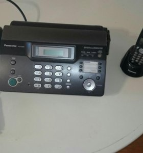 Продам телефон fax-panasonic