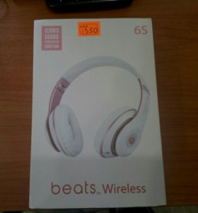 Наушники Bluetooth beats Wireless 6S