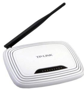 TP-LINK TL WR740W