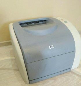 Замечательный цветной принтер HP