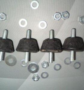 Виброгаситель виброопоры для монтажа вентиляции