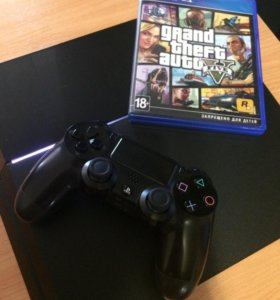 PlayStation 4 + GTA 5