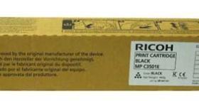 Картридж Ricoh MP C3501E Black