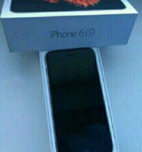 iPhone 6S 16gb gray Комплект