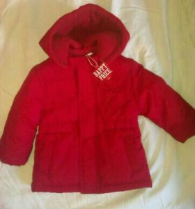 Куртка пуховик детская Chicco