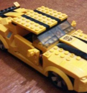 Лего Кри-О бамбалби