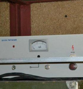 Блок питания к генератору шума Х5-25.