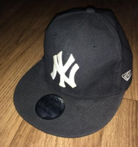 SnapBack кепка бейсболка NY (New York)