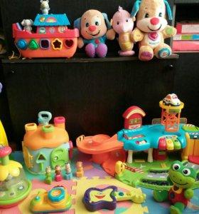 Фирменные игрушки