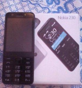 NOKIA 230 Новый.