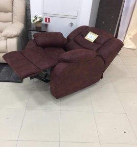 Кресло реклайнер Ридберг