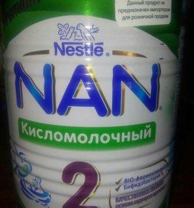 Смесь к/м НАН-2(1 банка)