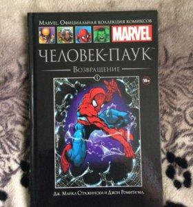 Ашет коллекция Marvel