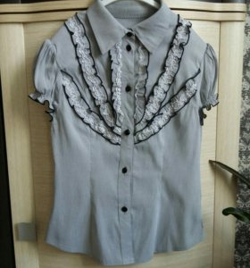 Блуза и юбка на девочку