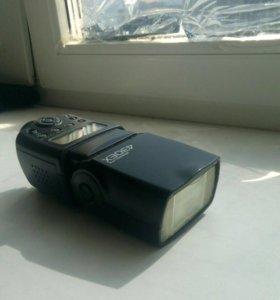 Внешняя вспышка Canon speedlite 430ex