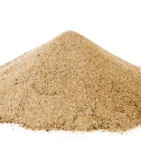Песок речной, боровой.
