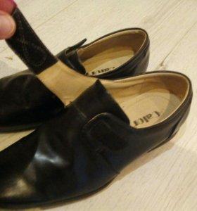 Туфли на мальчика к 1 сентября