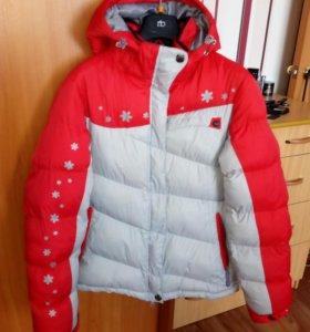 куртка горнолыжная,columbia