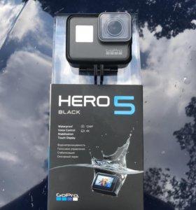 Экшн камера GoPro Hero 5