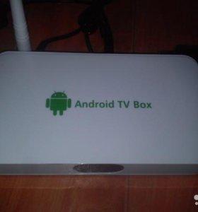 Android 8 гб Smart TV BOX Quad Core wifi Mini PC