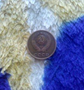 Продам монету cccр 1982 года