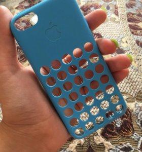 Чехлы на айфон 5c