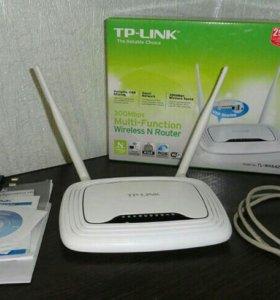 TP-LINK TL-WR842ND V2