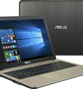 """Ноутбук 15.6"""" Asus R540YA E1-7010/2Gb/500Gb/Win10"""