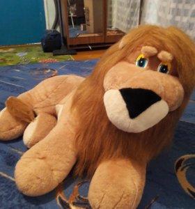 Мягкий лев