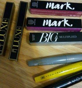Туши и карандаши для глаз. Avon, новое