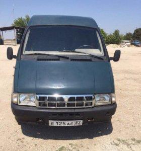 ГАЗ ГАЗель 3221, 2001