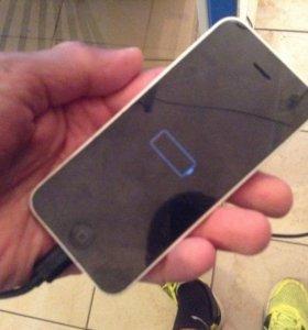 Айфон 5с неисправный . Обмен торг