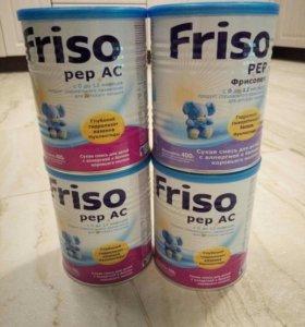 Смесь Friso pep AC и Friso pep