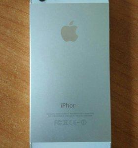 iPhone 5 white 16