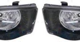 Фара указатель поворота прозрачный 8301B357