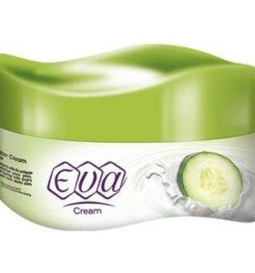 Арабский крем EVA с экстрактом йогурта и огурца