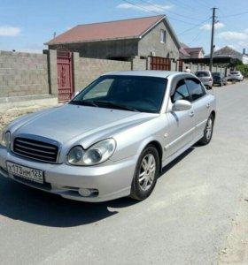 Hyundai sonata 2006Г 2.0л 16v
