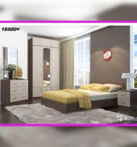 Спальный гарнитур Rонда комплектация -3