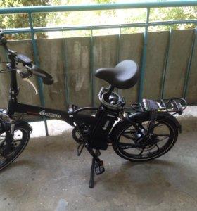 Электровелосипед Jazz5.0 500w