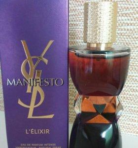 Парфюмерная вода YSL MANIFESTO L'ELIXIR 50 ml