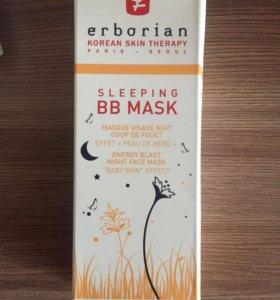 Ночная маска Erborian BB Mask